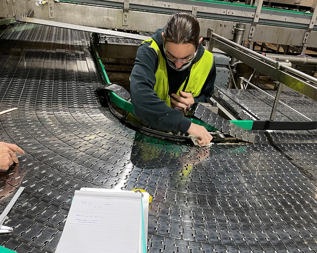 inspectie conveyor